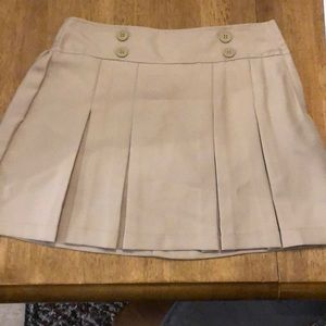 Honor Roll school uniform Skort